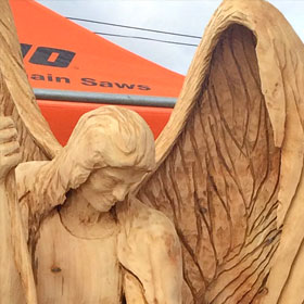 Chainsaw Carving Sculpture